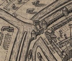 koppelpoort - map 1588